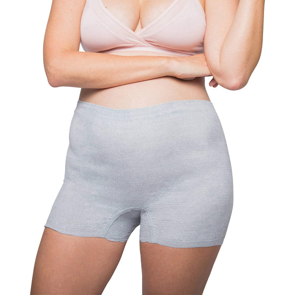 Boyshort Disposable Postpartum Underwear (8 Pack)