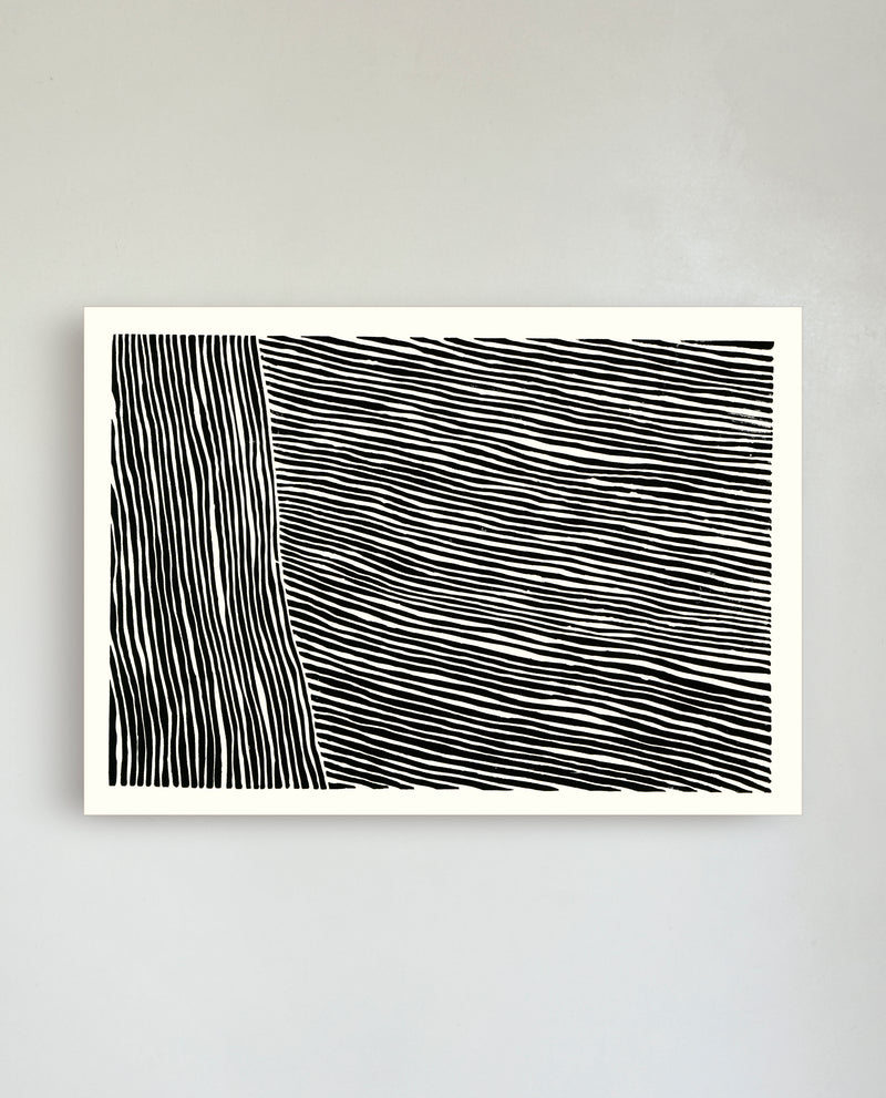 THE LINE collection no. 02 / A2 - 42x59,4 cm
