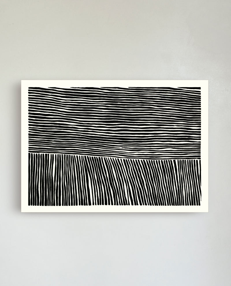 THE LINE collection no. 03 / A2 - 42x59,4 cm