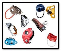 Belay Devices, Ascenders Descenders & Pulleys