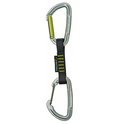 Edelrid Slash Wire QuickDraw - The Hangout