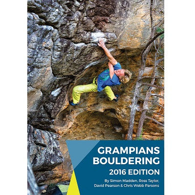 Grampians Bouldering 2016 Guide - The Hangout