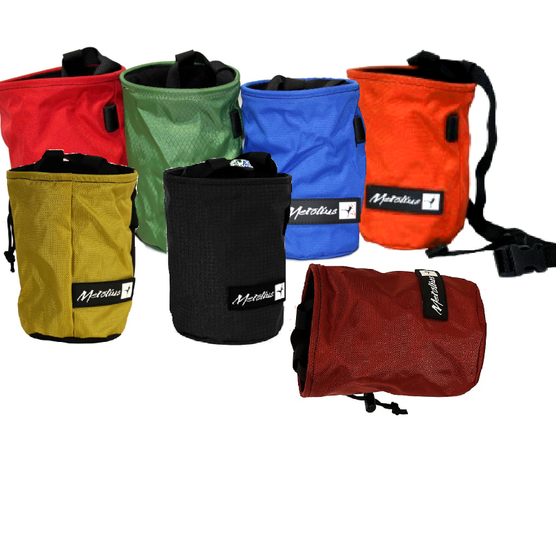 Metolius Yosemite Chalk Bags - The Hangout