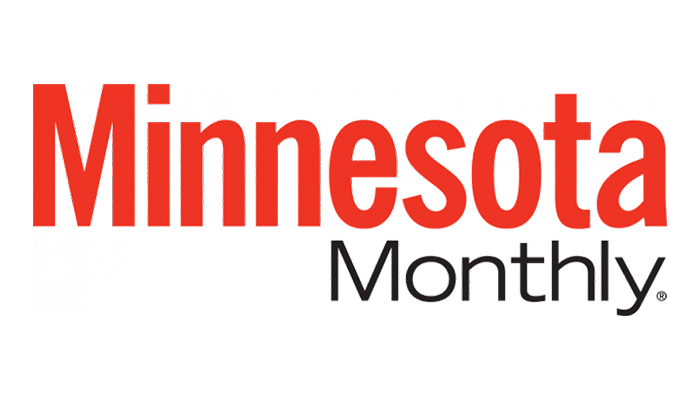Old Minnesota Monthly Logo