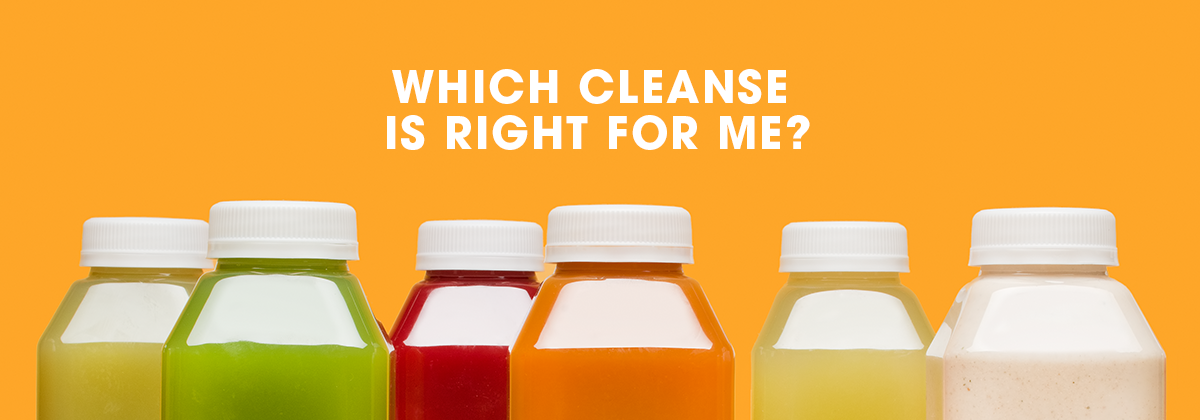 WHICH CLEANSE