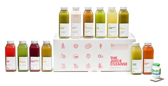 The juice cleanse