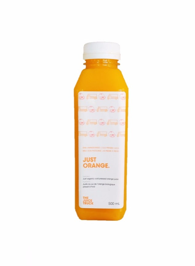 Just Orange (16oz)