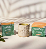 Four Sigmatic Matcha Latte Mix with Lion's Mane