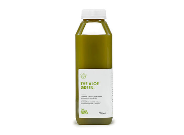 The Aloe Green