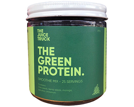 The Green Protein Mix