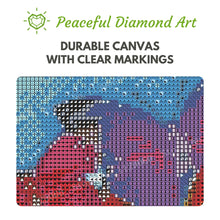 Load image into Gallery viewer, Eyes Closed Buddha - Square ⬜ - Peaceful Diamond Art