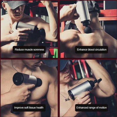 MUSCLE MAN MASSAGER GUN