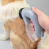 Dual Function Vacuum Pet Groomer