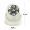 Motion Activated Cordless LED Night Sensor Light