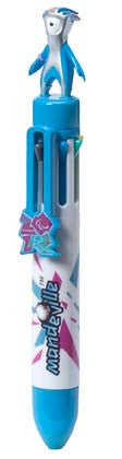 London 2012 Mandeville Colour Paralympic Pen