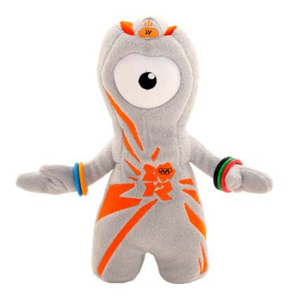London 2012 Wenlock 30cm Olympic Mascot