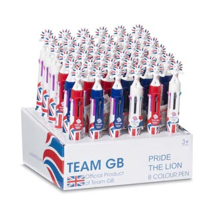 Team GB Pen
