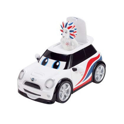 Team GB Mini Cooper S