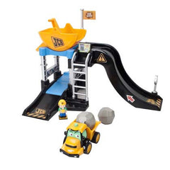 My 1st JCB On Site Rock Loader Playset