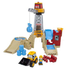 My 1st JCB On Site Charlie Crane Playset