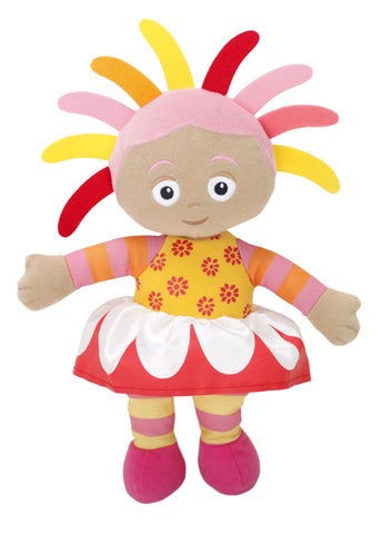 Large Talking Upsy Daisy Soft Toy