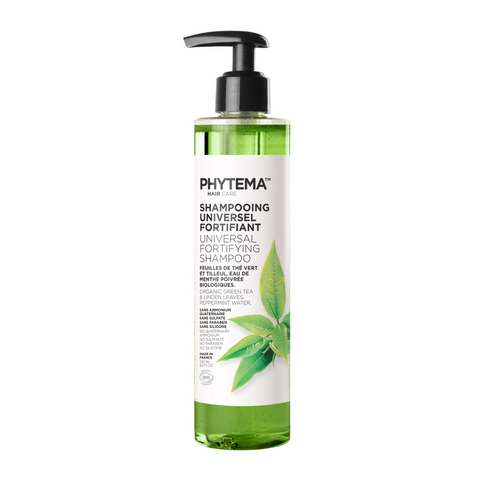 shampoing fortifiant phytema