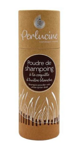 shampooing poudre coquille huitre perlucine