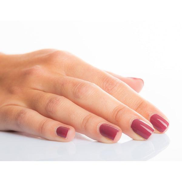 Natural and anti-waste nail polish # 5 Ambitieuse - Ten free - Clever Beauty