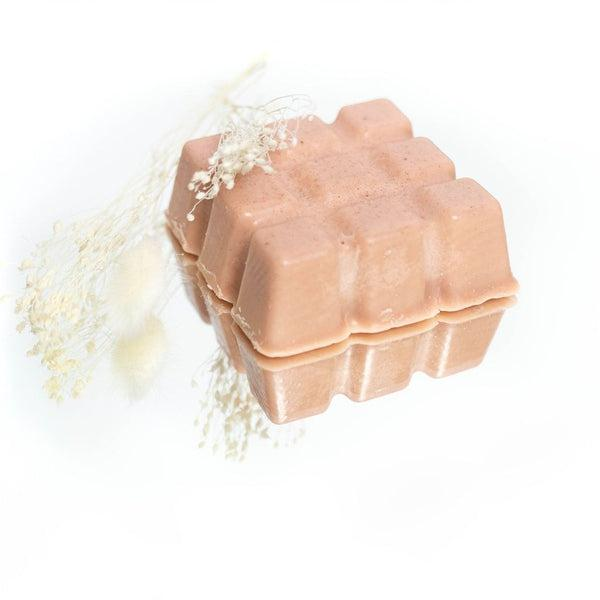 Cocoa Shea massage bar - All skin types - 85 gr - Around the Bath