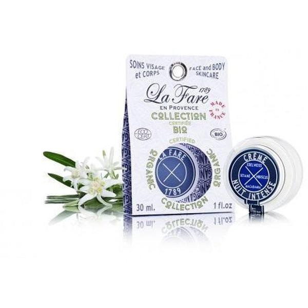 Intense Night Cream - Dry skin - La Fare 1789 - 30 mL