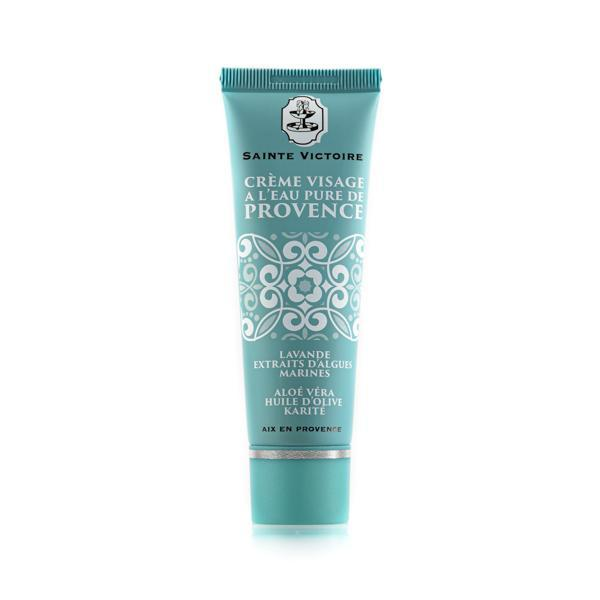 Face cream with pure Provence water - Mature dehydrated skin - Atelier Sainte Victoire - 50 mL