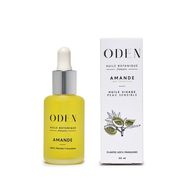 French Almond Oil - Sensitive & Atopic Skin - Oden - 30 mL