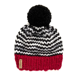 Tiny Stripes Hat in Heartbreaker 4-9 yrs
