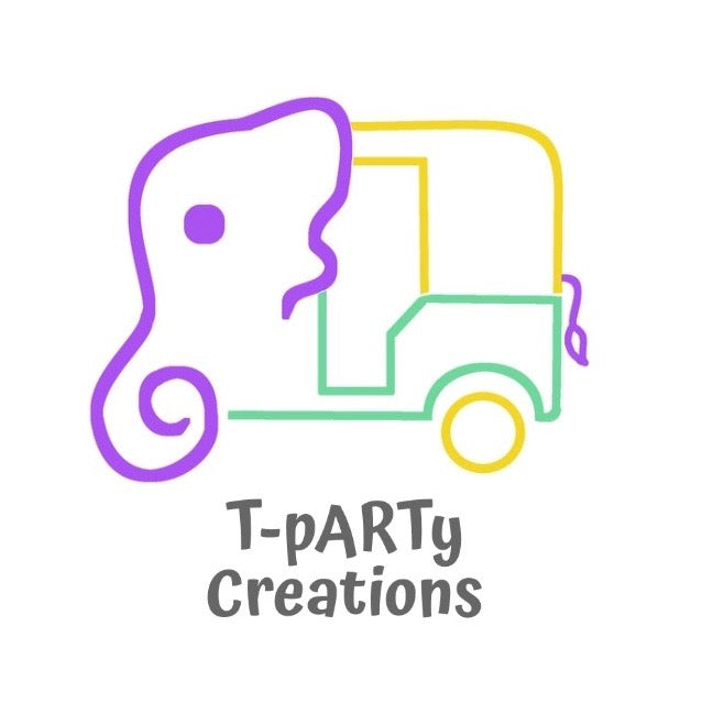 Tparty Creations Logo