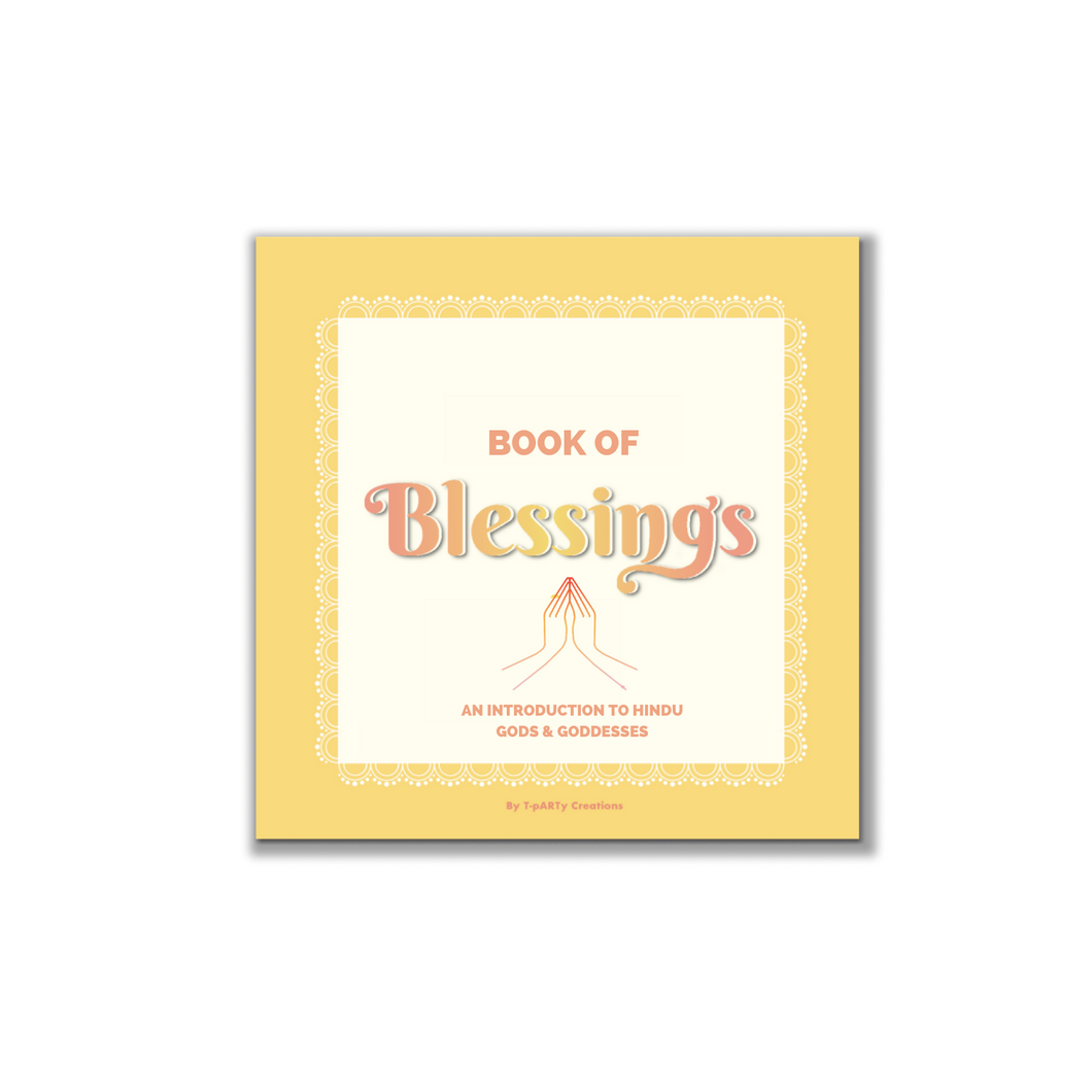 Limited Edition: Book of Blessings