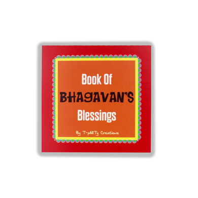 Book of Bhagavan's Blessings