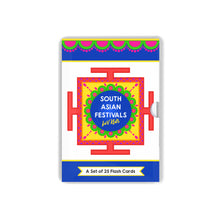 Load image into Gallery viewer, South Asian Festival Flashcards