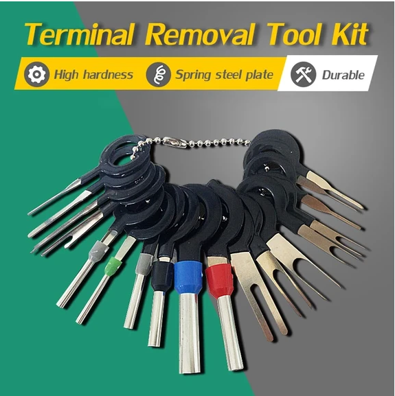 Terminal Removal Tool Kit (36PCS)