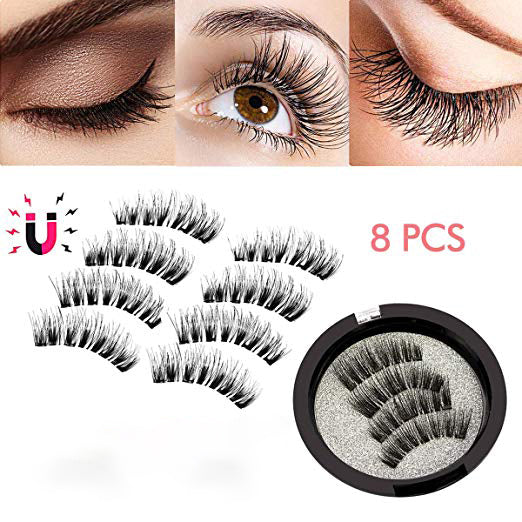 🔥【Hot Sale! 】Magnetic Eyelashes(buy2 Free Shipping)