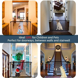 Portable Kids &Pets Safety Door Guard【buy2 Free Shipping】