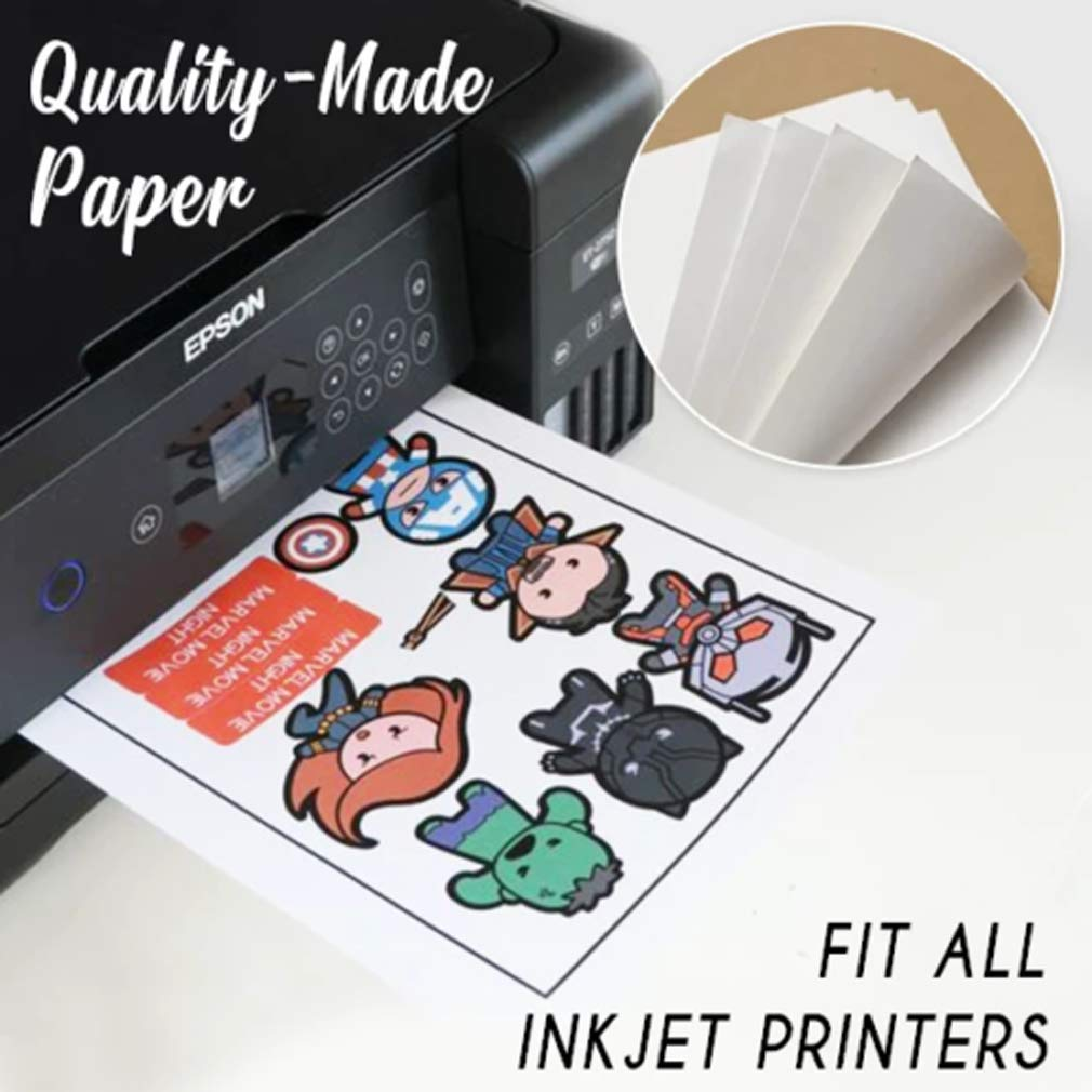 50%OFF-Easy Make Heat Transfer Paper ( 100 PCS )