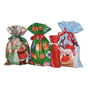 Drawstring Christmas Gift Bags(15PCS)--BUY 2 FREE SHIPPING