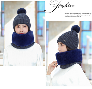 68% OFF 3 in 1 Womens Winter Scarf Set【Buy 2(Save 10% OFF) +FREE SHIPPING】