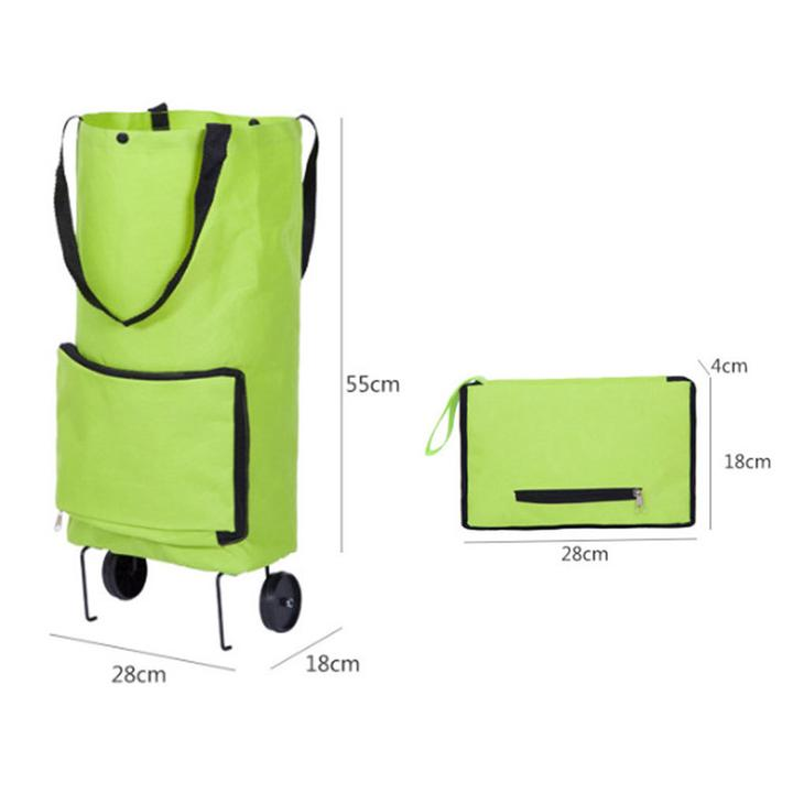 50%off Portable Folding Shopping Cart