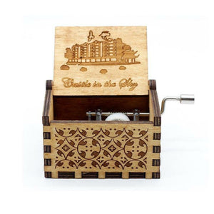Engraved Music Box【Buy 2 Free Shipping】