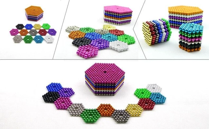 Magnetic Magic Cube(216pcs)