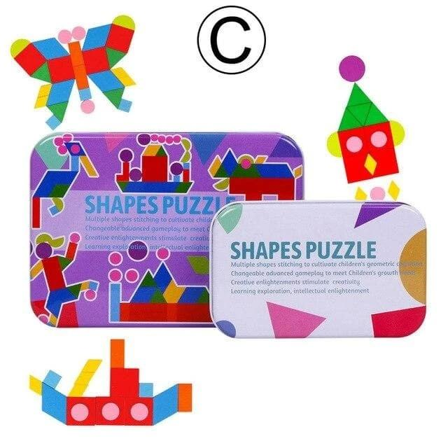 Match The Cards Puzzle 【buy2 Free Shipping】
