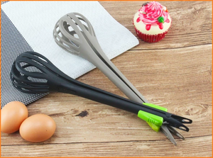 Multi-function egg beater