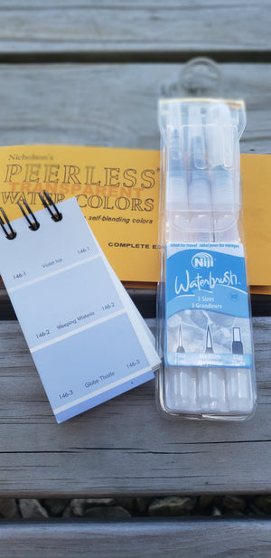 Niji Waterbrush V2 - 3 Pack