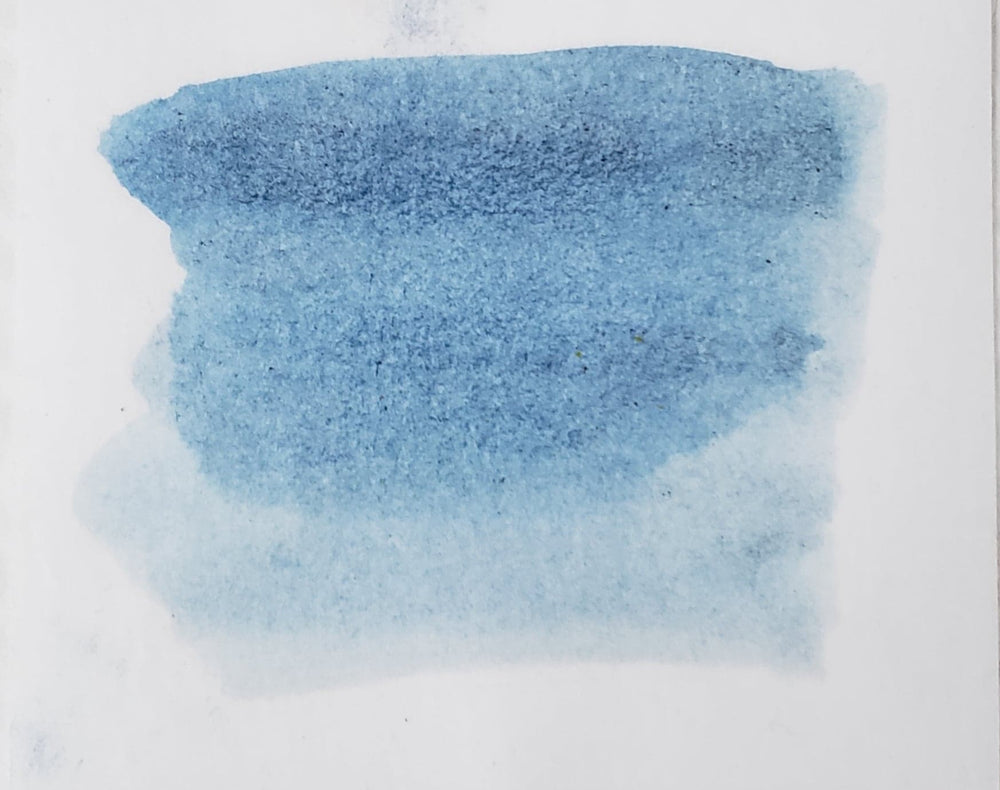 Larkspur Blue - Dry Peerless Water Color - Single Sheet